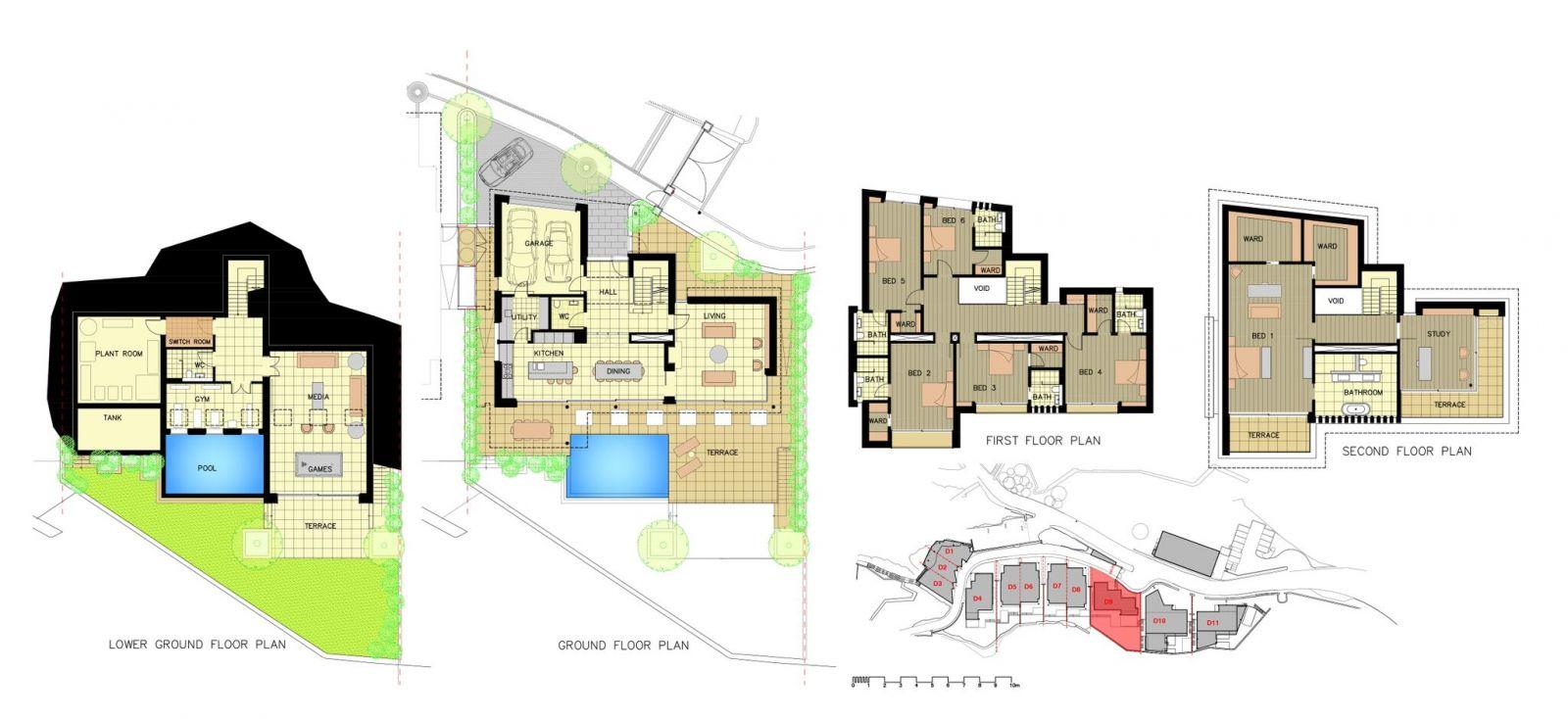 D9 Plans