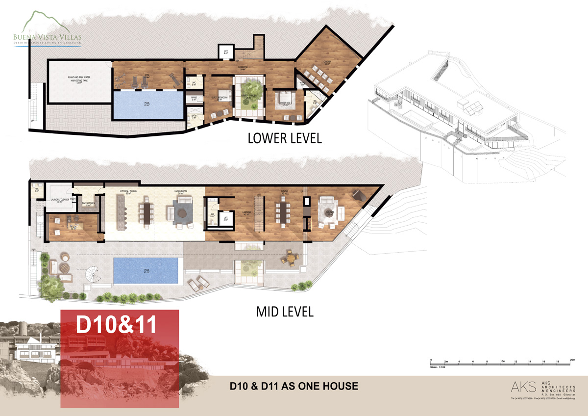 D10&11 Floorplans Image